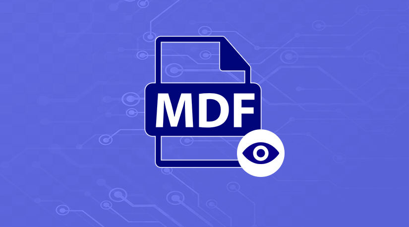 Easy way to View or Open MDF File Without SQL Server