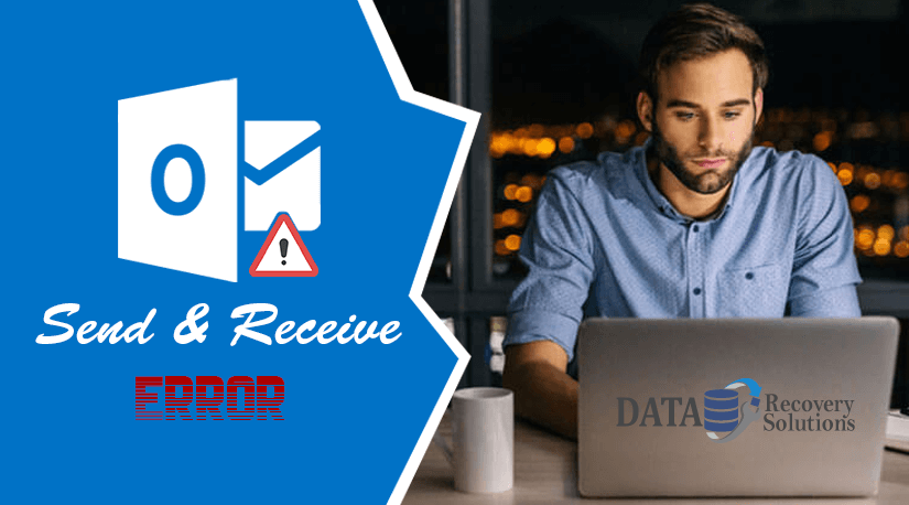 Resolved - Send/Receive Error in Outlook & Outlook Express