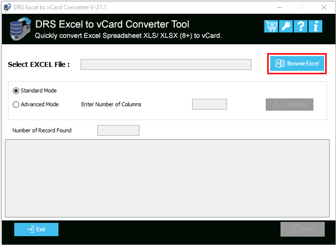 excel to vcard, excel to vcard converter, xls to vcard, xlsx to vcard, excel to vcard converter online