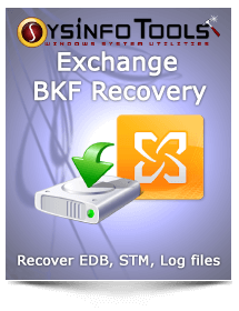 exchange bkf recovery box