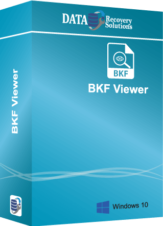 Data Recovery Solutions BKF Viewer