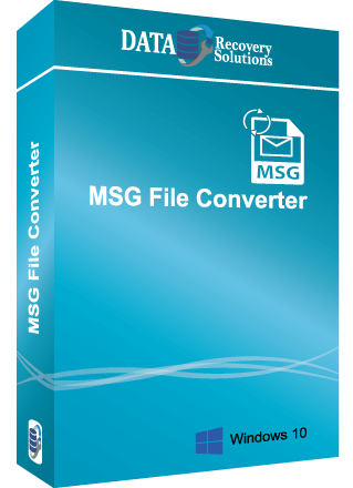 MSG File Converter to Export MSG to PDF, PST, and MBOX for