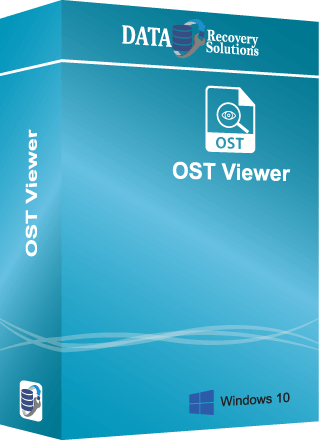 Data Recovery Solutions OST Viewer