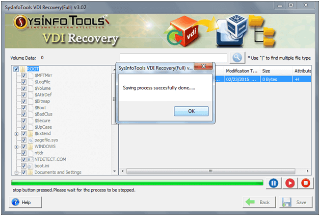 Data Recovery Solutions VDI Recovery