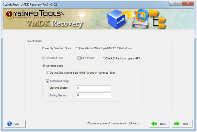 Data Recovery Solutions VMDK Recovery