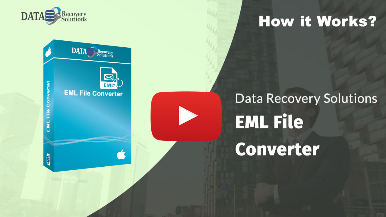 EML File Converter for Mac and Windows to Convert EML to PDF